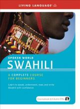 Swahili: Beginner's Course