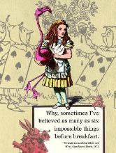 All Things Alice Wire-O Journal