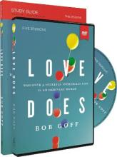 Love Does Study Guide with DVD