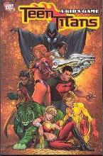 Teen Titans: A Kids Game Volume 1