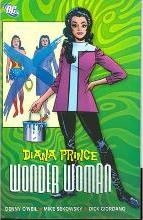 Diana Prince Wonder Woman: Volume 1
