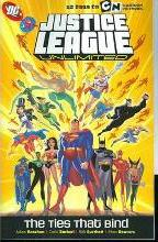 Justice League Unlimited Ties That Bind