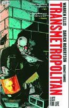 Transmetropolitan: Lust for Life Volume 2