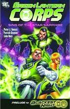 Green Lantern Corps Sins of the Star Sapphire
