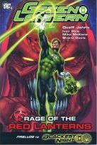 Green Lantern Rage of the Red Lanterns