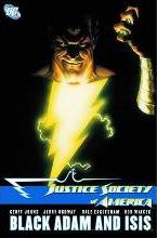Jsa Black Adam and Isis