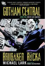 Gotham Central: Jokers and Madmen Book 2