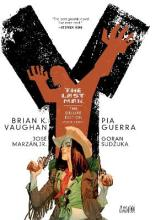 Y The Last Man Deluxe Edition HC Vol 03
