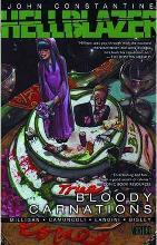Hellblazer Bloody Carnations TP