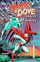 Hawk And Dove Ghosts And Demons TP