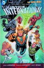 Justice League International: Signal Masters Volume 1