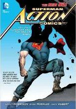 Superman Action Comics: Superman and the Men of Steel (The New 52) Volume 1