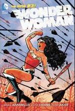 Wonder Woman Volume 1: Blood TP
