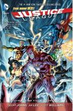 Justice League: The Villain's Journey Volume 2