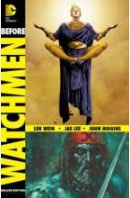 Before Watchmen: Ozymandias / Crimson Corsair: Ozymandias / Crimson Corsair