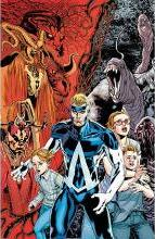Animal Man Volume 3: Rotworld The Red Kingdom TP (The New 52)