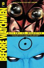 Before Watchmen: Nite Owl / Dr. Manhattan