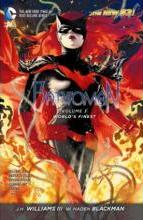 Batwoman Volume 3: World's Finest TP (The New 52)