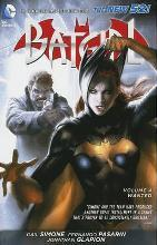 Batgirl Volume 4: Wanted HC (The New 52)