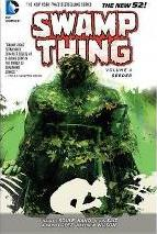 Swamp Thing Volume 4 Seeder TP (The New 52)