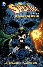 The Spectre: Crimes and Judgements Volume 1