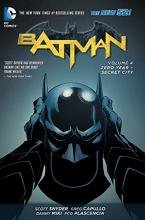 Batman Volume 4: Zero Year - Secret City TP (The New 52)