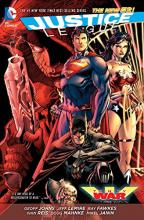 Justice League: Trinity War TP (The New 52)