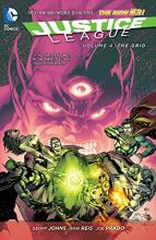 Justice League: The Grid Volume 4