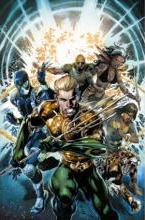 Aquaman and the Others Volume 1 TPLegacy Of Gold (N52)