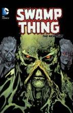 Swamp Thing Volume 5: The Killing Field TP (The New 52)