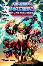 He-Man and the Masters of the Universe: What Lies Within Volume 4