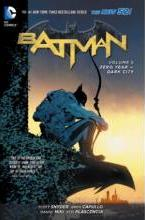 Batman Volume 5: Zero Year - Dark City TP (The New 52)