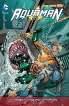 Aquaman: Sea of Storms Volume 5