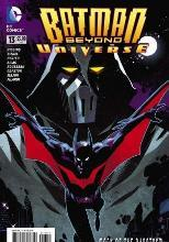 Batman Beyond 2.0: Marked Soul Volume 3