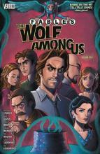 Fables The Wolf Among Us TP Vol 2