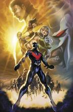 Batman Beyond: City of Yesterday Volume 2