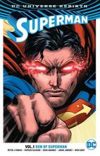 Superman: Son of Superman (Rebirth) Vol. 1