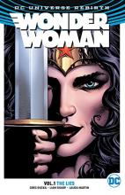 Wonder Woman: The Lies (Rebirth) Volume 1