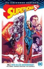 Superwoman: Who Killed Superwoman Vol. 1