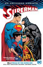 Superman: Trial of the Super Sons (Rebirth) Vol 2