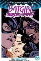 Batgirl & the Birds of Prey: (Rebirth) Vol 1