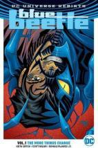 Blue Beetle: The More Things Change (Rebirth) Vol 1
