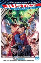Justice League: Volume 2