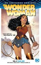 Wonder Woman TP Vol 2 Year One (Rebirth)