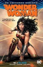 Wonder Woman: The Truth (Rebirth) Vol 3