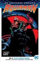 Aquaman Tp Vol 2 Black Manta Rising (Rebirth)