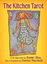 The Kitchen Tarot: 22 Cards Deck and Guidebook