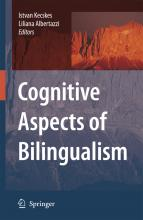 Cognitive Aspects of Bilingualism
