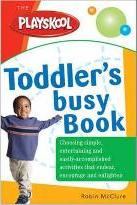Playskool Toddler's Busy Book
