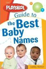 Playskool Guide to the Best Baby Names
